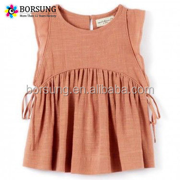 17278928a770 Latest Frock Designs Cotton Linen Causal Baby girls Clothes Dresses for  kids clothes