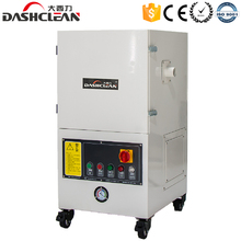 Motor-driven Filter Cleaning High Vacuum C7 Industrial Dust Collector DASHCLEAN CHINA