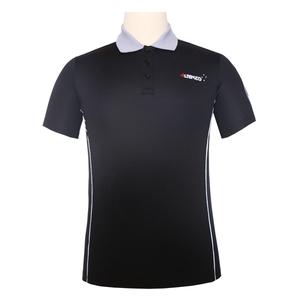 black printed office uniform