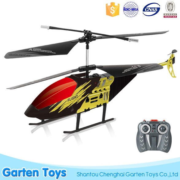 Infrared 3.5 alloy electronic micro remote control toy helicopter