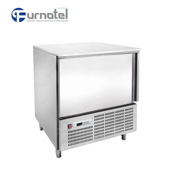Commercial Hotel Refrigeration Equipment SS201/SS304 Small Blast Freezer