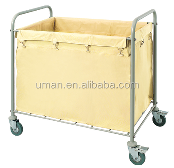 Hotel Laundry Cart Trolley