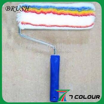 Rainbow Paint Rollerpainting Tools Roller Brushwall Paint Brush