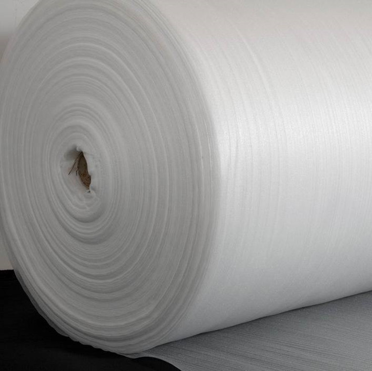 Black And White Waterproof Protective Polyethylene Foam