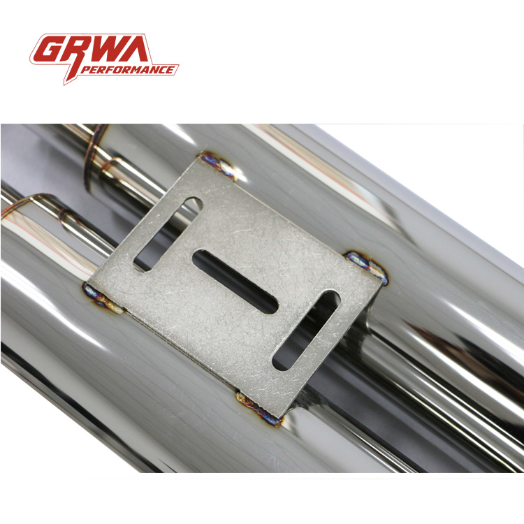 High quality stainless steel Exhaust muffler
