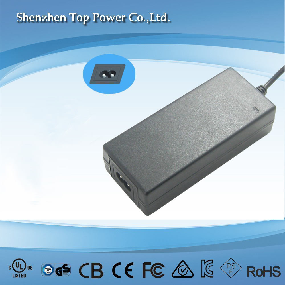 CE/GS/UL/FCC/ROHS listed desktop dc current 12v 5a power supply ac/dc smps 12v 5a cctv camera stb router ac adapter 12v 5a