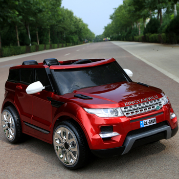 New 2017 Kids Range Rover Hse Sport Style 12v Electric Battery Ride On Car Jeep Opening