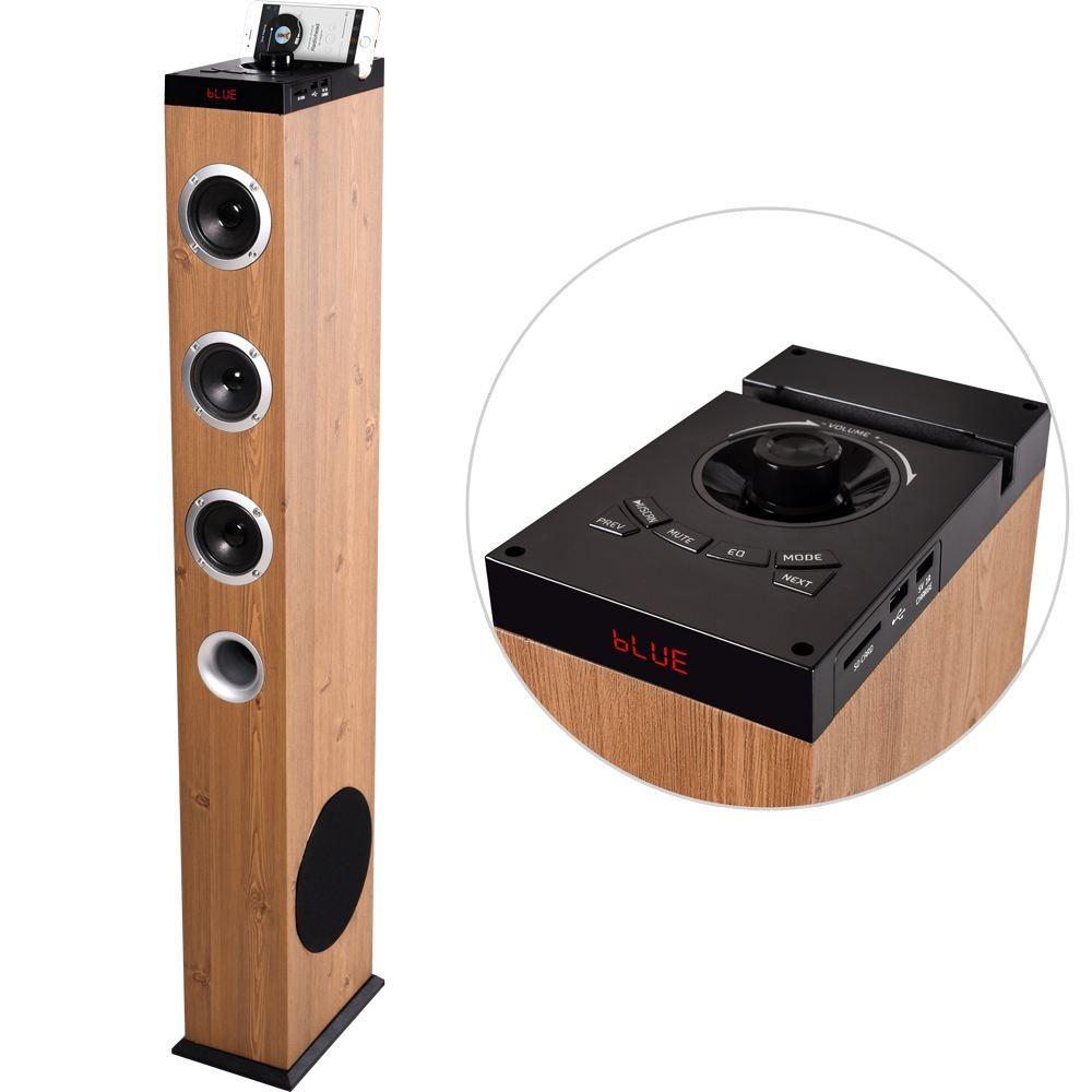 """نوعية جيدة 200 واط RMS أربعة 8 """"برو المتكلم الصوت المحيطي نظام مكبر صوت واي فاي"""
