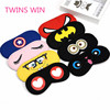 2018 Japan hot selling the most popular novelty sleep mask cotton High Quality Eyemask funny design sleeping eye mask