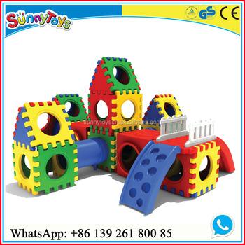 Kunststoff Kinder Spielhaus Im Gartenspiel Spielhaus Für Kinder