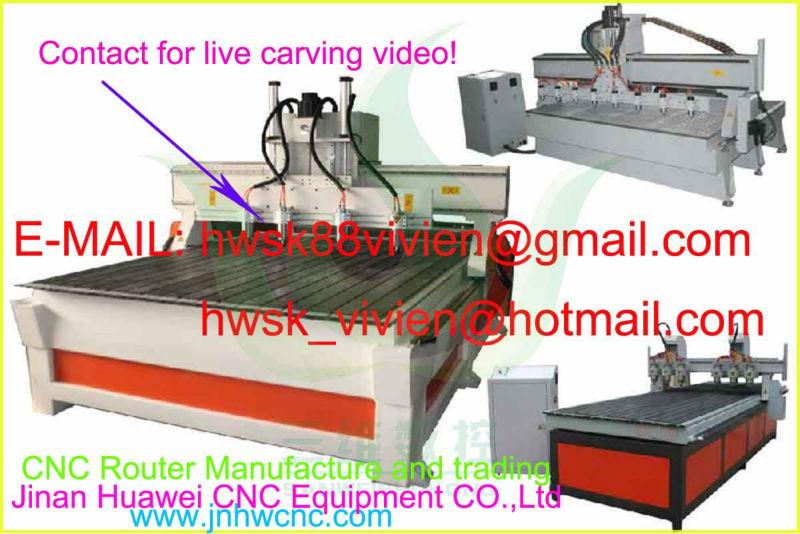 China Supplier Type3/artcam/artcut/ucancam/jdpaint Cnc Routers For ...