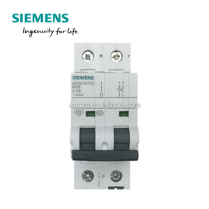 2018 hot sale SIEMENS MCB 5SY61027CC 1P 2A