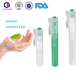 Alcohol hand sanitizer gel pocket hand sanitizer pen spray