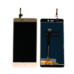 Free Shipping LCD Parts For XIAOMI For Redmi 3 3S 3X 3 Pro LCD Display Touch Screen Replacement