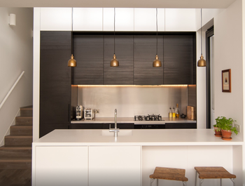 Imported New Design Modular Kitchen Cabinets From China