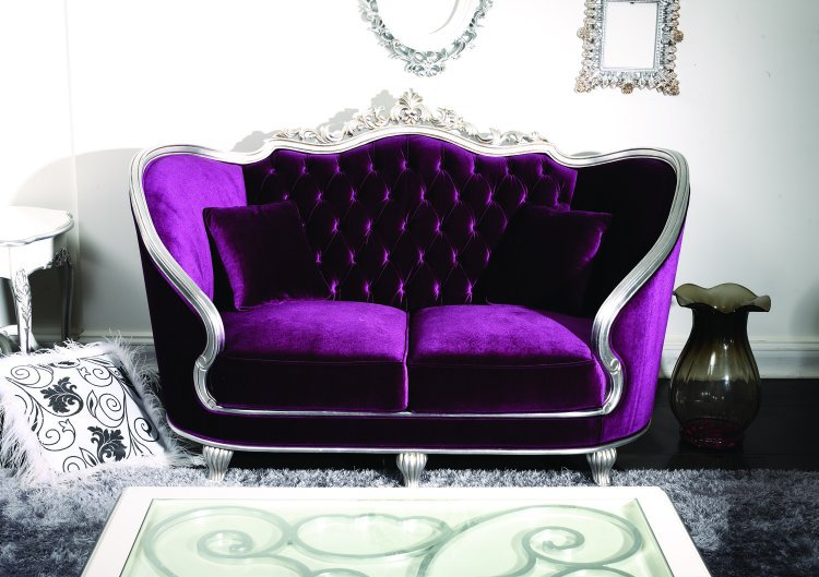 Royal Palace Throne Purple Carving Sofa Set Buy Royal