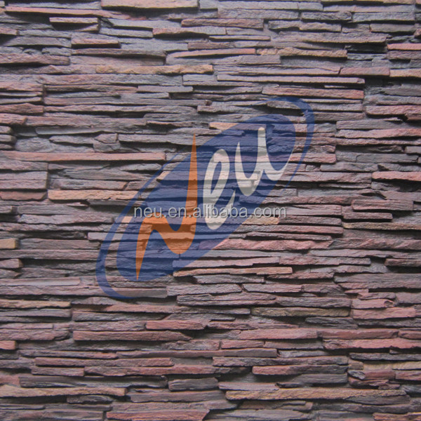 3D PU Wall Panels, Flame Retardant Panels, Multi-layer Rock Panel,3d decoration panles