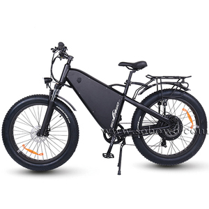 SOBOWO TT 1000W BIG POWER E Bicycle Strong mountain electric bike Fat tire ebike
