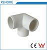 pvc pressure fittings Angle Tee ASTM D1785 SCH40