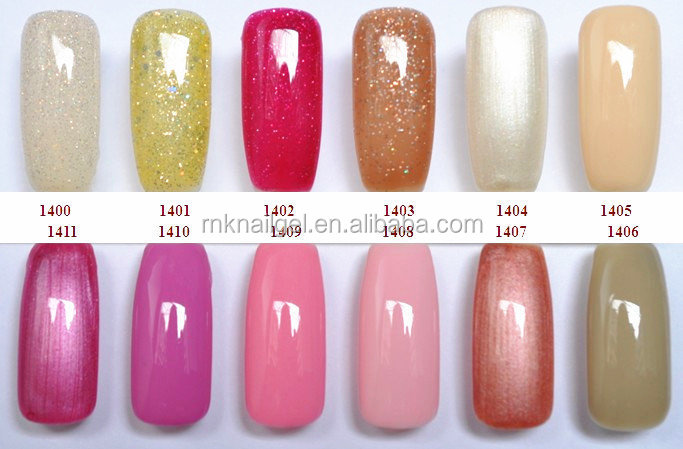 Rnk 135 Colors Soak Off Uv Nail Color Top Lady Nail Polish Buy Top Lady Nail Polish Custom