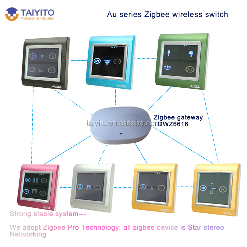 taiyito syst me domotique t l commande pour smart switch et tactile interrupteur t l commande id. Black Bedroom Furniture Sets. Home Design Ideas