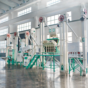 High standard white rice milling machine/rice mill plant/rice polisher machine with color sorter
