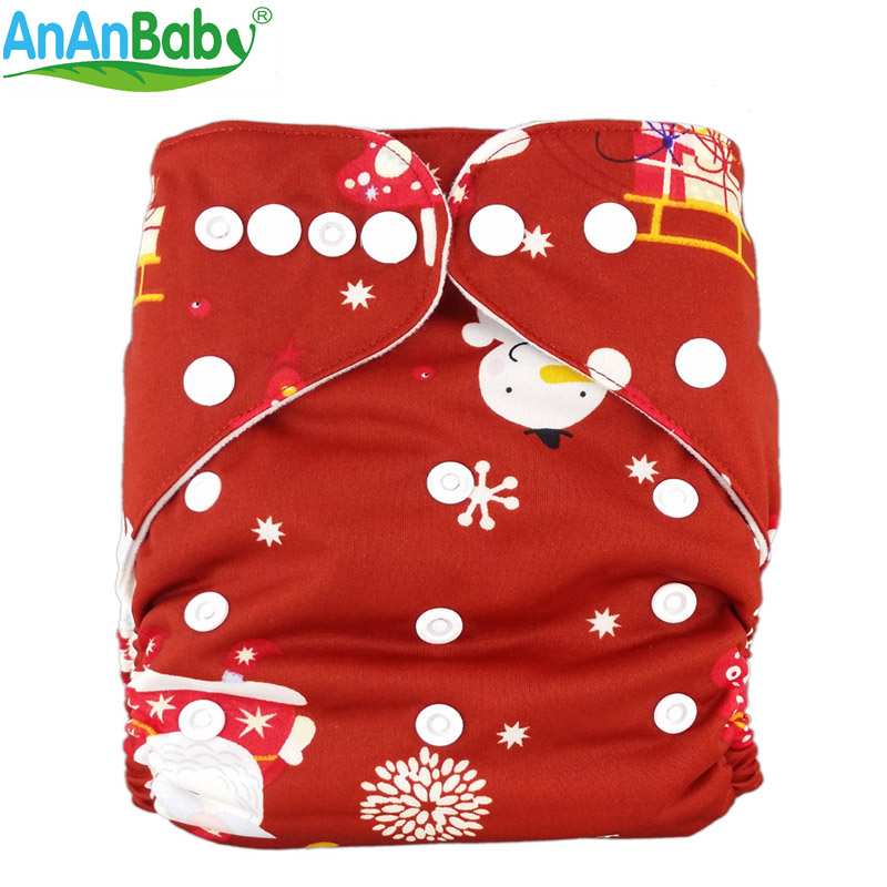 100Pcs Baby Cotton Washable Diapers Reusable Breathable Nappie Super-absorbency