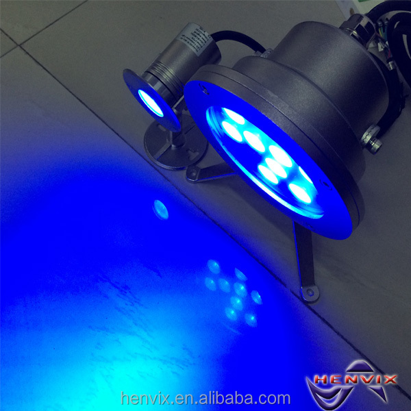 IP68 into water led light, waterproof led light