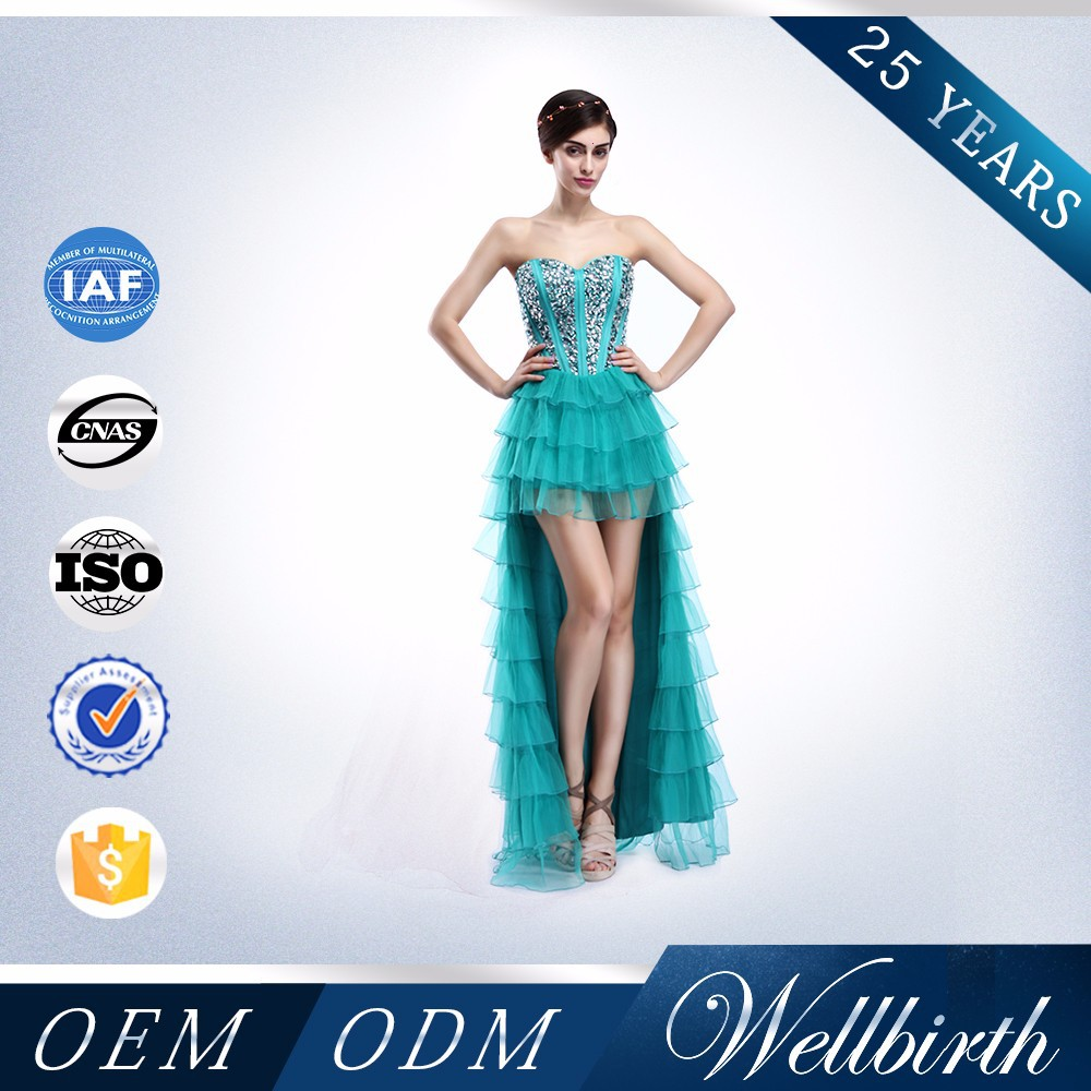 Short Long Tail Prom Dresses, Short Long Tail Prom Dresses Suppliers ...