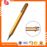corporate gift heavy metal pen,twist-action metal ball pen