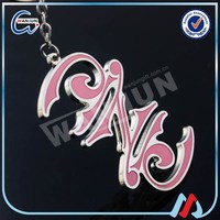 Personalized Keychain With Name