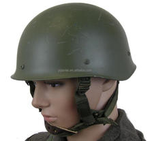 Year 1978 Version F1 French Army Steel collection Helmet/French helmet/police anti ballistic helmet