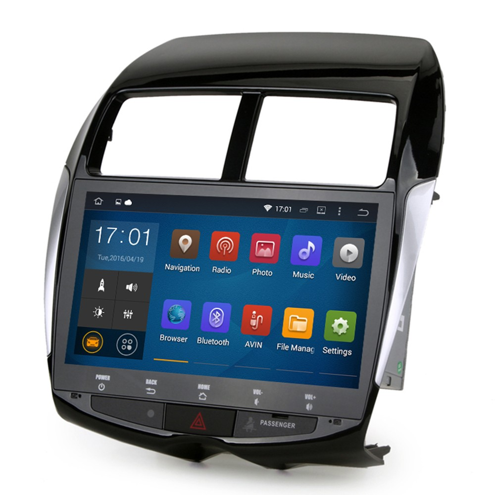 Android 5 1 1 Car 3g Wifi Android Gps For Mitsubishi Asx