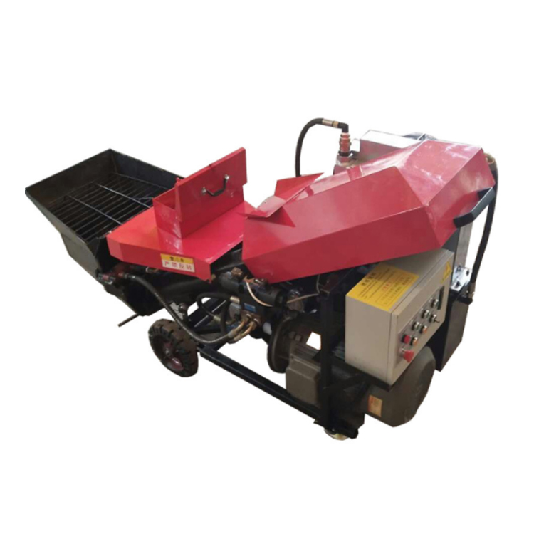 New concrete hydraulic construction pump low price for sale