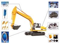 Sbs120 Hydraulic Pump,E320c E320d Hydraulic Pump 272-6955 173-3381 ...