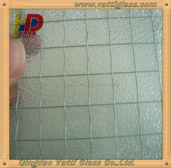 Fabrik Klares Muster Dachte 6mm Drahtglas Preise - Buy Product on ...
