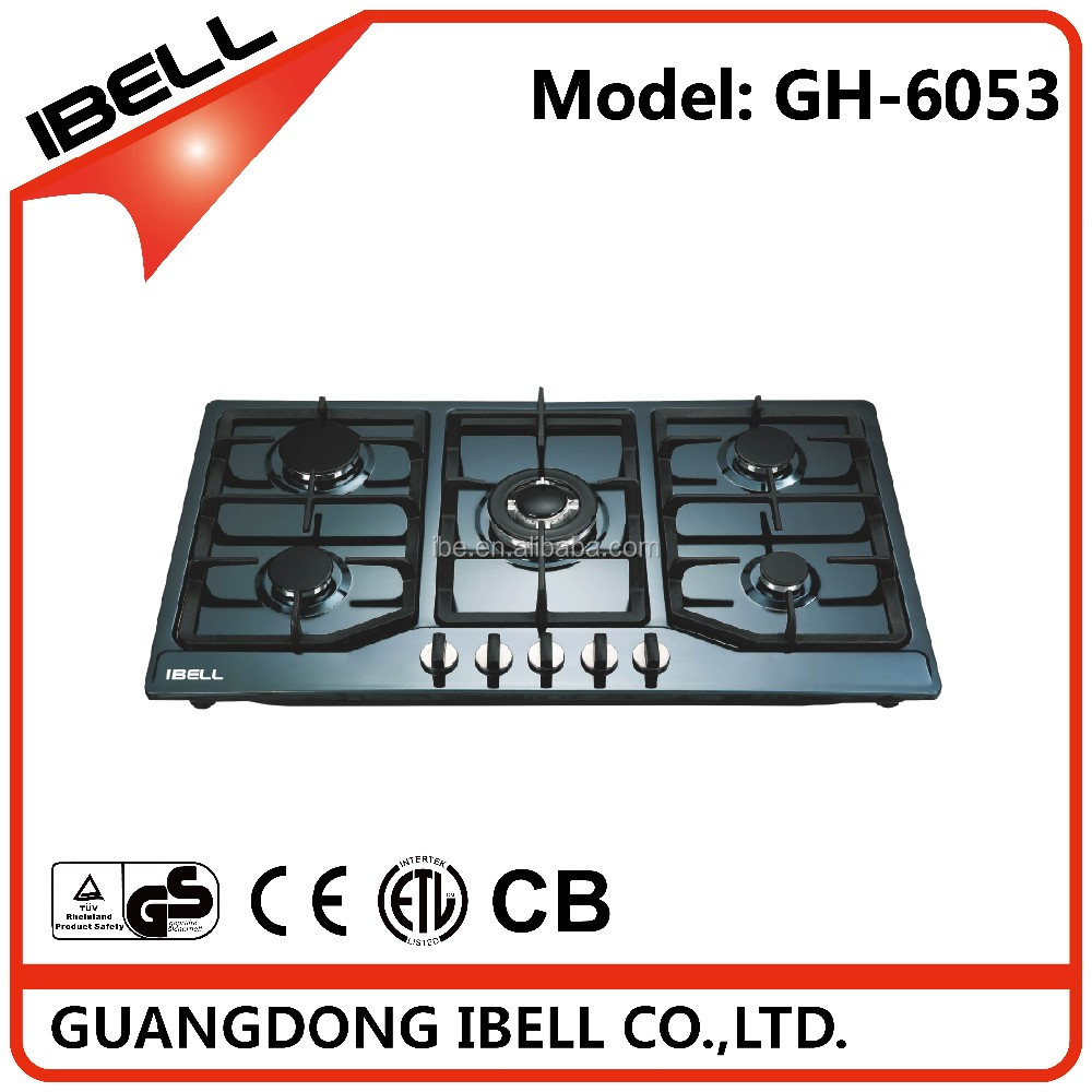 5 burner gas stove offers