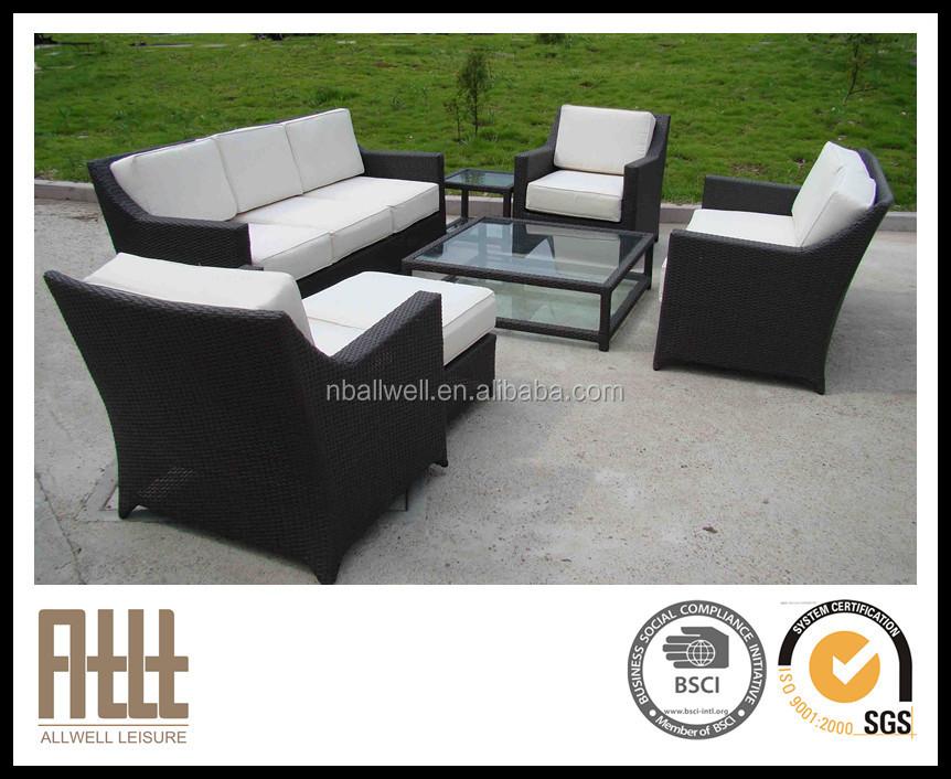 Alta Calidad De Lujo Muebles De Jardín De Mimbre Lowes Muebles De ...