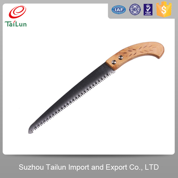 wood hand saw. good function of tree wood cutting hand saw