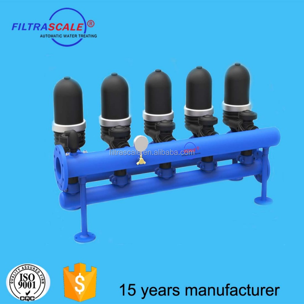 Rainforced nylon <strong>industrial</strong> water filter machine good price