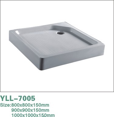 China Factory Cheap Curved Acrylic Shower Base Buy