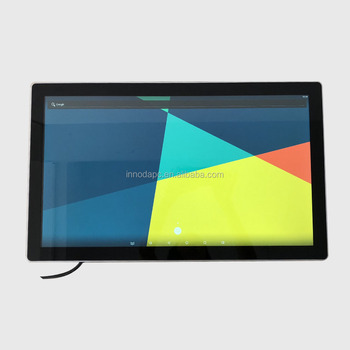 Factory Direct Offer Android 6.0.1 Advertising Player 21 Inch Touch Screen PC