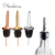 304#Stainless Steel Liquor Spirit Pourer Free Flow Wine Bottle Pour Spout Stopper barware wine pourer