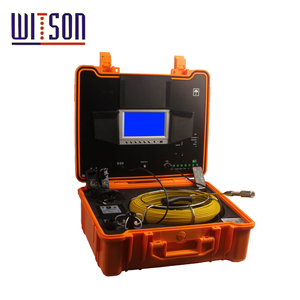 WITSON Waterproof Pipe Sewer Plumbing Inspection Camera