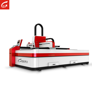 Wuhan Tekcin customized high performance fiber laser cutting machine with fully automatic CNC smart system