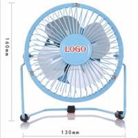 Shenzhen Factory Mini Usb Fan Small Metal Cool Desk Fan