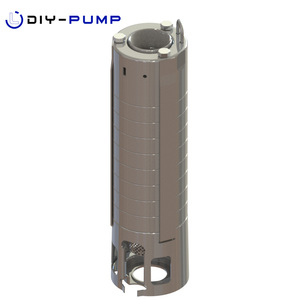 4 inch submersible water for fountain mechanical borehole pump 4SP0508