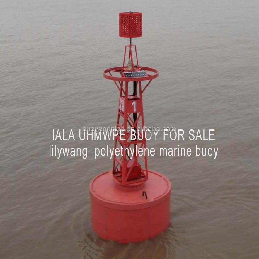 liaocheng IALA UHMWPE lateral Marker Buoy for sale