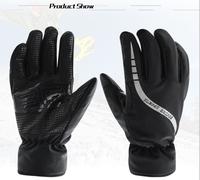 2016 New style OEM fashion style men hand sports ski gloves