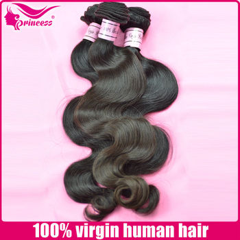 Easy to manage can be styled dyeable full weight natural look brazilian 100 human hair weave brands